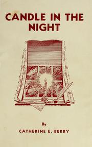 Cover of: Candle in the night