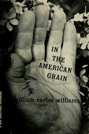 Cover of: In the American grain: essays