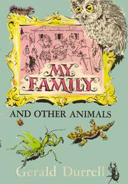 Cover of: My Family and other Animals