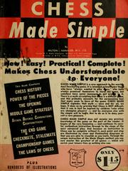 Cover of: Chess Made Simple