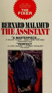 Cover of: The Assistant