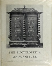Cover of: The encyclopedia of furniture