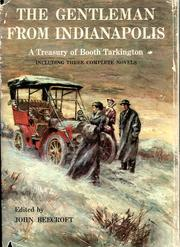 Cover of: The gentleman from Indianapolis