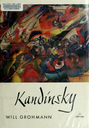 Cover of: Wassily Kandinsky: life and work