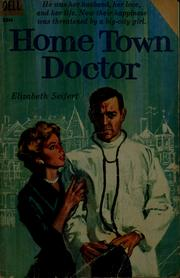 Cover of: Home-town doctor