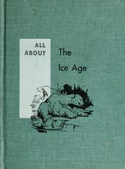 Cover of: All about the ice age