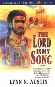 Cover of: The Lord is my song: a novel