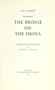Cover of: Na Drini ćuprija