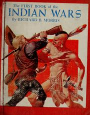Cover of: The first book of the Indian Wars