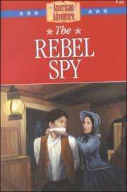 Cover of: The Rebel Spy
