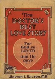 Cover of: The Doctor's Best Love Story