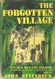 Cover of: The forgotten village: with 136 photographs from the film of the same name