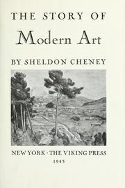 Cover of: The story of modern art