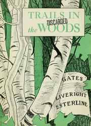 Cover of: Trails in the woods