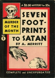 Cover of: Seven Footprints to Satan