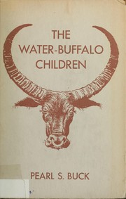 Cover of: The water-buffalo children