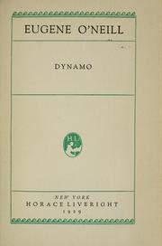 Cover of: Dynamo