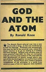 Cover of: God and the atom
