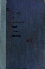 Cover of: Prince of Darkness, and other stories