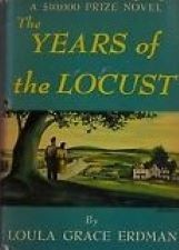 Cover of: The years of the locust