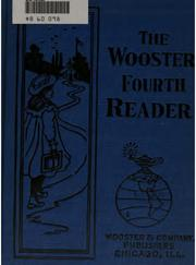 Cover of: The Wooster first[-fifth] reader