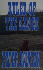 Cover of: Ruler of the range