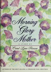 Cover of: Morning glory mother
