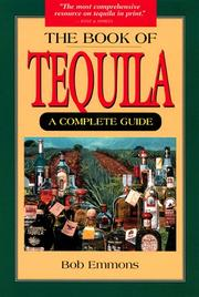 Cover of: The book of tequila