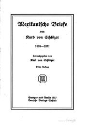 Cover of: Mexikanische Briefe