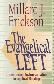 Cover of: The Evangelical Left