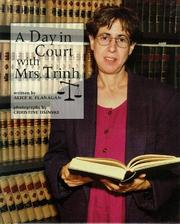 Cover of: A day in court with Mrs. Trinh