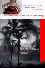 Cover of: The perfidious parrot
