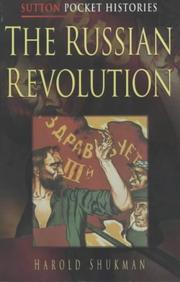 Cover of: The Russian revolution