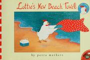Cover of: Lottie's new beach towel