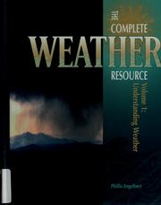 Cover of: The complete weather resource