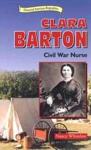 Cover of: Clara Barton