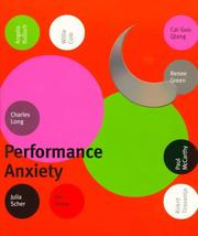 Cover of: Performance anxiety