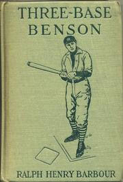 Cover of: Three-base Benson