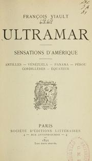 Cover of: Ultramar
