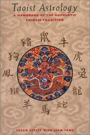 Cover of: Taoist astrology