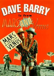 Cover of: Dave Barry Is from Mars and Venus