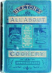 Cover of: Mrs. Beeton's all-about cookery