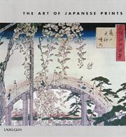 Cover of: The art of Japanese prints