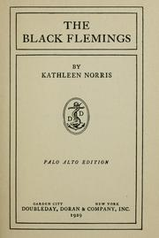 Cover of: The black Flemings