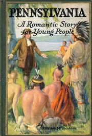 Cover of: Pennsylvania: a romantic story for young people