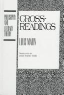 Cover of: Cross-readings