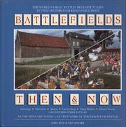 Cover of: Battlefields then & now