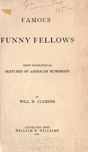 Cover of: Famous funny fellows