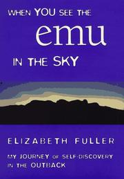 Cover of: When you see the emu in the sky