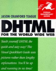 Cover of: DHTML for the World Wide Web